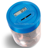 Automatic Coin Counting Jar