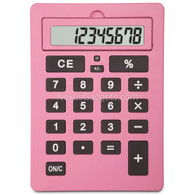 Very Big Calculator - Pink