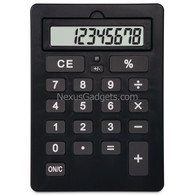 Very Big Calculator - Black