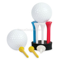 Golf Ball and Tee Pack