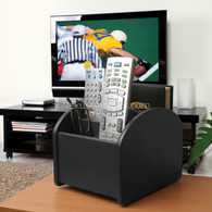 TV Remote Control Caddy - Black