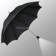 Umbrella with Flashlight