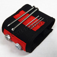Magnetic Tool Cuff - RED