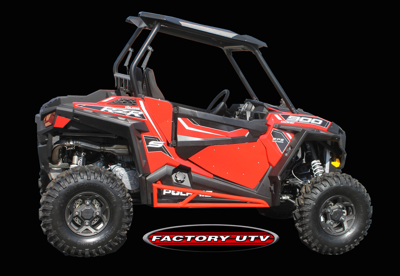 Factory utv polaris rzr s 900 rzr xp 1000 door inserts for 1000 door