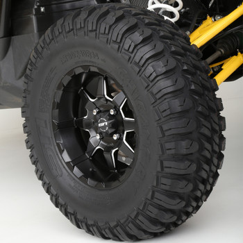 Arctic Cat Atv Wheel And Tire Packages