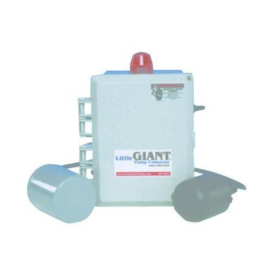 little giant single phase simplex indoor outdoor alarm image 1