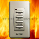 Skytech TM/R2-A Fireplace Wireless Wall Control Timer