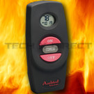 Ambient Technologies RCMT Fireplace Remote On/Off/Timer LCD