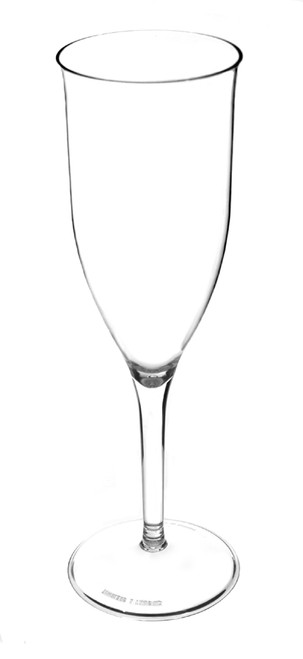 Plastic Champagne Flute