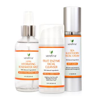 Facial Care Trio Plus Package