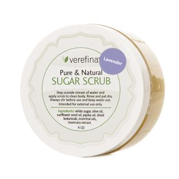 Verefina Sugar Scrubs