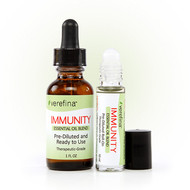 Immunity Roll-On & 1 oz Refill