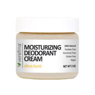 Moisturizing Deodorant Cream 3 oz - Citrus Burst