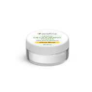 Gentle Deodorant Powder - Citrus Burst