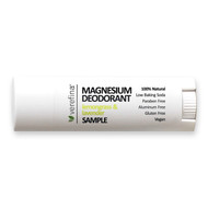 SAMPLE: Magnesium Deodorant Stick - Lemongrass & Lavender