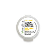 Lemon Coconut  Cleanser Sample  (QTY 12)