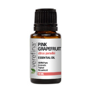 Pink Grapefruit Essential Oil - 15 ml
