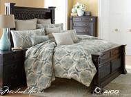 Avignon Spa King Comforter Set (Set of 10) (BCS-KS10-AVGNN-SPA)