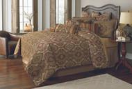 Hanover Lichen King Comforter Set (Set of 13) (BCS-KS13-HNOVR-LIC)