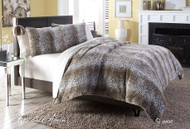 Kasbah Brown Queen Coverlet/Duvet (Set of 3) (BCS-QD03-KASBAH-BRN)