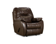 Avalon Custom Rocker Recliner (Leather) (SOU-1838-LEATHER)