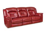 Avatar Custom Reclining Sofa W/ Adjustable Headrest (Leather) (SOU-843-61P-LEATHER)