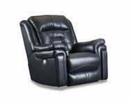 Avatar Custom Reclining Wall Hugger W/ Power Recline (Leather) (SOU-2843P-LEATHER)