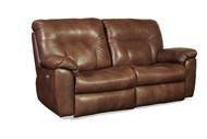 Big Shot Custom Reclining Sofa W/ Adjustable Headrest (Leather) (SOU-726-40P-LEATHER)