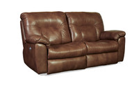 Big Shot Custom Reclining Sofa W/ Memory (Leather) (SOU-726-40MP-LEATHER)