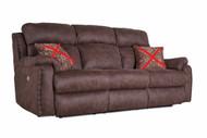 Blue Ribbon Custom Reclining Sofa (Fabric) (SOU-749-31-FABRIC)