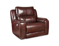 Dazzle Custom Reclining Chair and a Half W/ Adjustable Headrest (Fabric) (SOU-883-10P-FABRIC)