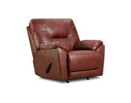 Dynamo Custom Swivel Rocker Recliner (Accent Fabric) (SOU-1590S-ACCENT)