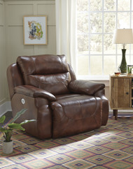 Five Star Custom Reclining Chair and a Half W/ USB (Leather) (SOU-512-00PP-LEATHER)