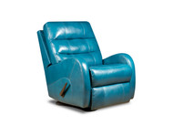 Krypto Custom Reclining Wall Hugger W/ USB (Accent Fabric) (SOU-2150PP-ACCENT)