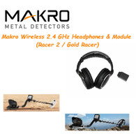 Makro Wireless 2.4 GHz Headphones & Module (Racer 2 / Gold Racer) 14