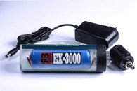 RNB EX-3000mah LITHIUM BATT PACK INSERT for the MINELAB EXCALIBUR