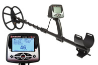 "Detech Chaser Metal Detector with 12"" x 10"" SEF Butterfly Search Coil"