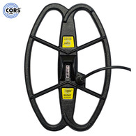CORS Scout 12.5″x8.5″ DD Search Coil for Fisher F70 & F75 Metal Detector
