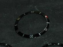 Bond Submariner Style Bezel Insert 6538 5508 Red Triange #2