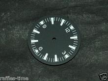 Sterile Seamaster 300 Dial for DG 2813 Number@12 White Superluminova