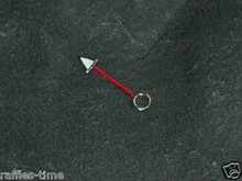 GMT Watch Hand for ETA 2893 / 2836 movement - Red - 1.8mm hole