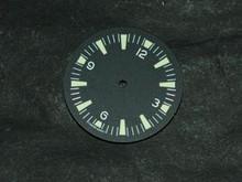Sterile Seamaster 300 Dial for DG 2813 Number@12 Green Superluminova