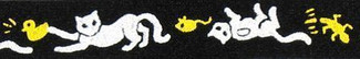 Cats and Toys Beastie Band Cat Collar