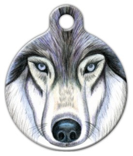 Call of the Wild Dog ID Tag