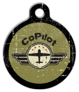 CoPilot Dog ID Tag-Cat ID Tag