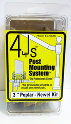 """3009 Newel Post Anchor Kit for 3"""" Newels."""
