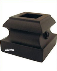 2G900 Flat Shoe for 16mm Square Balusters
