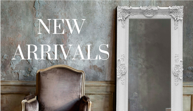 New Arrivals: The Mayfair & Danielle Collections