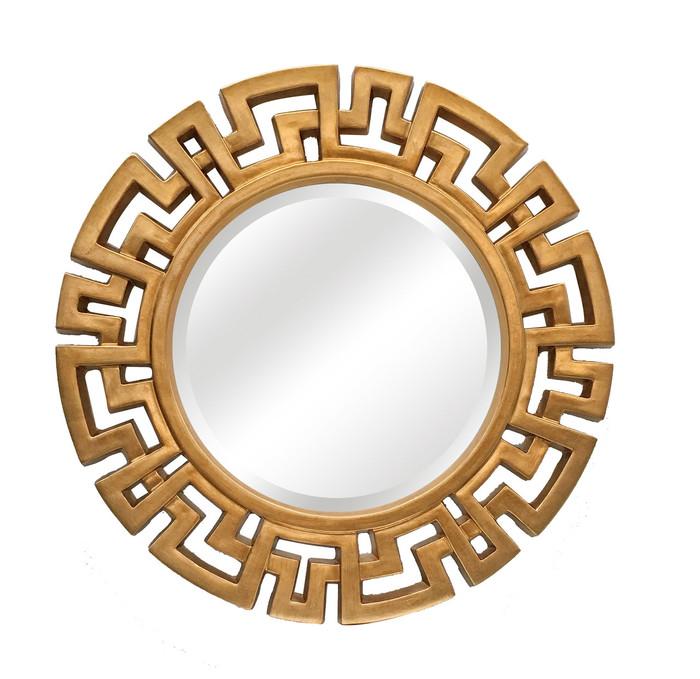 Athena Round Wall Mirror