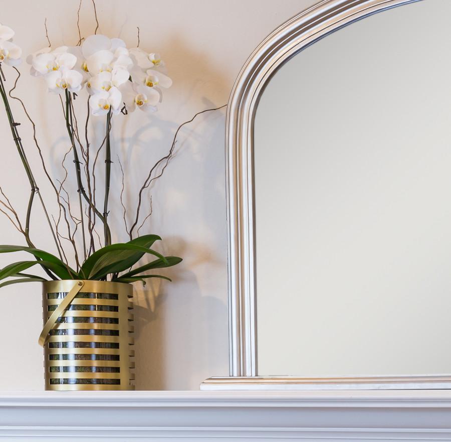 Cambridge Mantle Mirror